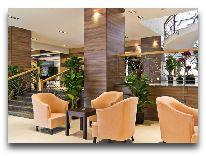 отель Russia: Холл
