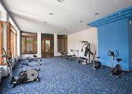 отель Russia Hotel: тренажерный зал