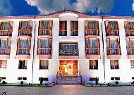 отель Russia Hotel: Фасад отеля
