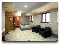 отель Russia Hotel: сауна