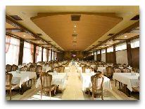 отель Russia Hotel: Ресторан