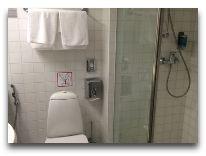 отель Ruutli: Ванна стандартного номера