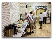 отель Boutique Safiya Hotel: Ресторан отеля