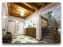 отель Boutique Safiya Hotel: Ресепшен