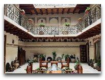отель Boutique Safiya Hotel: Внутренний дворик