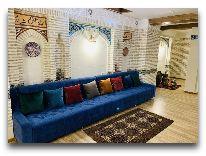 отель Boutique Safiya Hotel: холл