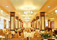 отель Saigon Dalat Hotel: Ресторан