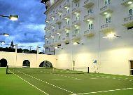отель Saigon Dalat Hotel: Теннисный корт