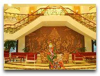 отель Saigon Dalat Hotel: Лобби