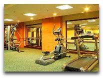 отель Saigon Dalat Hotel: Фитнес центр