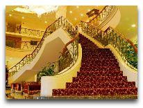 отель Saigon Dalat Hotel: Холл отеля