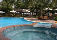 отель Saigon Mui Ne Resort: Джакузи