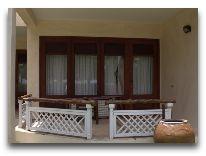 отель Saigon Mui Ne Resort: Deluxe Room - терраса
