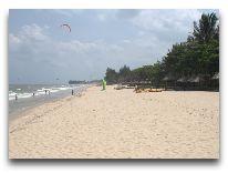 отель Saigon Mui Ne Resort: Пляж