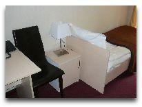 отель Sairme Hotel&Resorts: Номер стандарт трехместный сбалконом и видом на реку