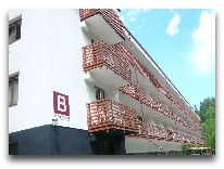 отель Sairme Hotel&Resorts: Фасад