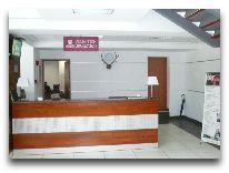 отель Sairme Hotel&Resorts: Ресепшен отеля