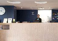 отель Tallinn Seaport Hotel: Ресепшн