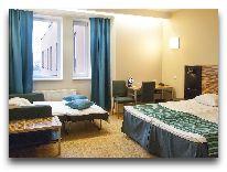 отель Tallinn Seaport Hotel: Семейный номер