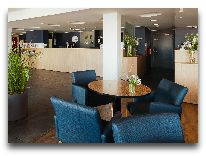 отель Tallinn Seaport Hotel: Холл