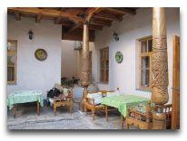 отель Салом Инн: внутренний дворик