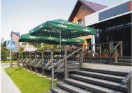 отель Salos: Летняя терраса