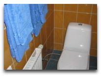 отель Salos: Ванная комната