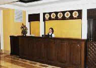отель Samal Resort & Spa: Ресепшен