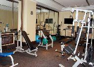 отель Samal Resort & Spa: Фитнес