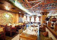 отель Samal Resort & Spa: Ресторан