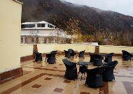 отель Samal Resort & Spa: Ресторан терраса