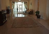отель Samarkand Plaza: Холл отеля