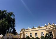 отель Samarkand Plaza: Территория отеля