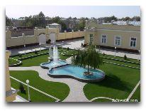 отель Samarkand Plaza: Общий вид отеля