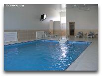 отель Samarkand Plaza: Бассейн отеля