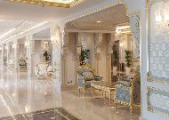 отель Samaxi Palace Platinum: Холл