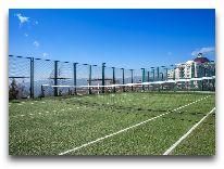 отель Samaxi Palace Platinum: Теннисный корт