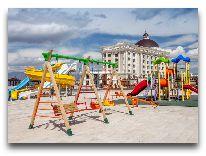 отель Samaxi Palace Platinum: Детская площадка