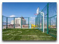 отель Samaxi Palace Platinum: Баскетбольная площадка