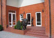 отель Самбия: Вход в отель