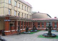 отель Самбия: Внутренний двор