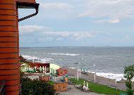 отель Самбия: Вид с балкона