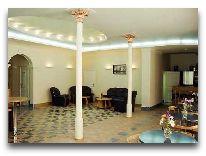 отель Самбия: Холл