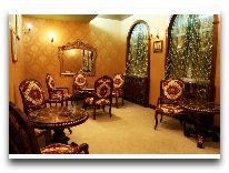 отель Самбия: Ресторан