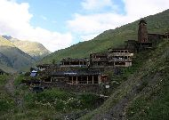отель Гостевой дом Samtsikhe