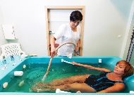 санаторий SAN: Подводный массаж