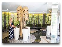 отель Sanatorija Egle Birstonas: Бювет минеральной воды