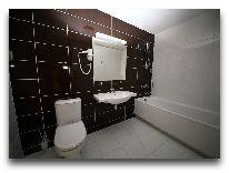 отель Sanatorija Egle Birstonas: Ванная комната в люксе