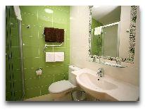 отель Sanatorija Egle Birstonas: Ванная комната