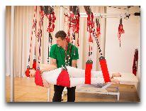 отель Sanatorija Egle Birstonas: Лечебные процедуры